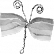 Wire Butterfly 10