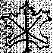 Maple Leaf Doodle Template 2