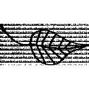 Leaf Doodle Template 5