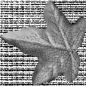 Silk Leaf Template 1