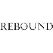 Basketball Word Art Rebound