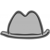 Hat 03 Template
