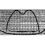 Dad Hat Outline 03