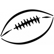 Football Illustration Ball