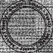 Enchanted- Beauty Circle Stamp