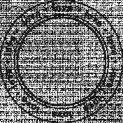 Enchanted- Love Circle Stamp