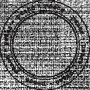 Enchanted- Peace Circle Stamp