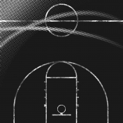Basketball Paper Template