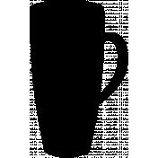 Mug Cup Template 002