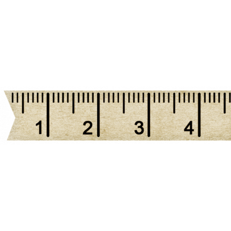 Oh Baby, Baby - Tan Measuring Trim