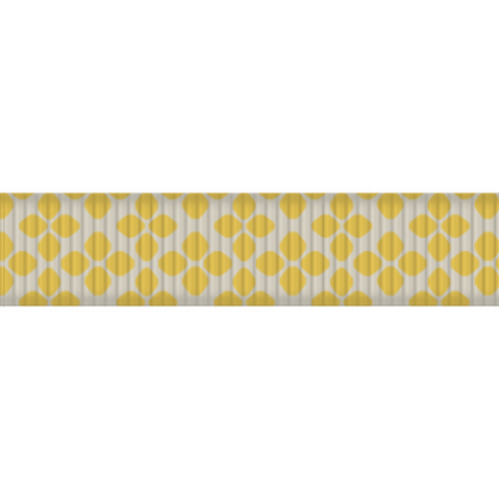 Thin Ribbon - Ornamental 01 - Yellow