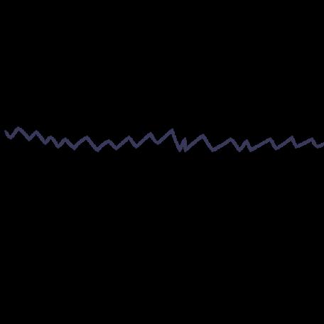 Winter Plaid - Stitching Navy Blue