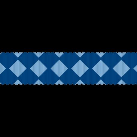 Egypt Ribbon - Blue Diamond