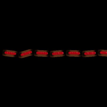 Stitching 09 - Red