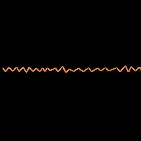 Stitching 13 - Orange