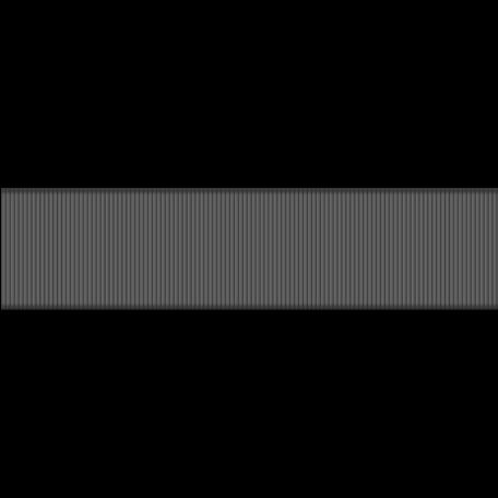 Fat Ribbon - Black