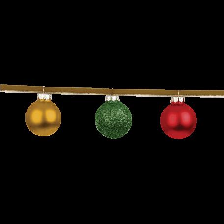 Christmas Memories Ornament Bunting