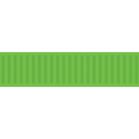 Color Basics Ribbon Light Green