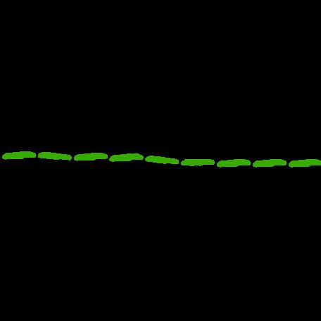 Spook Stitch Green