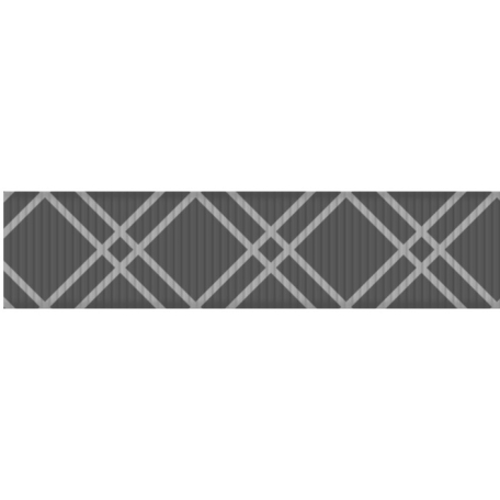 Medium Ribbon - Plaid 01