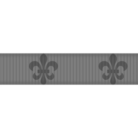 Thin Ribbon Template - Ornamental 02