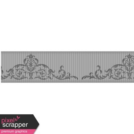 Medium Ribbon - Ornamental 01