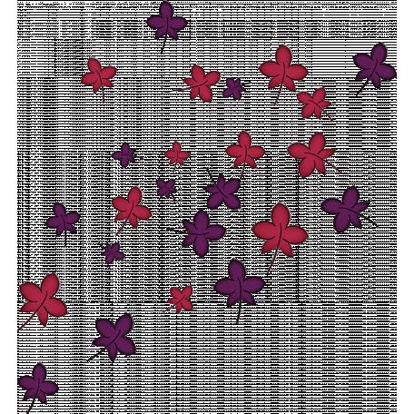 Thankful - Leaf Scatter