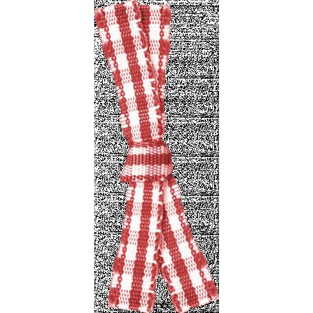 Sweet Valentine - Red Gingham Ribbon