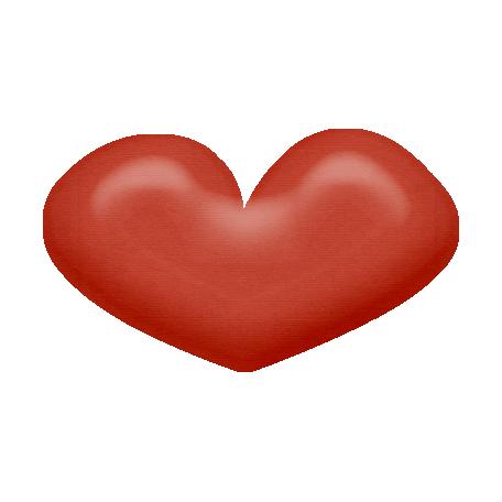 Sweet Valentine - Red Heart Brad