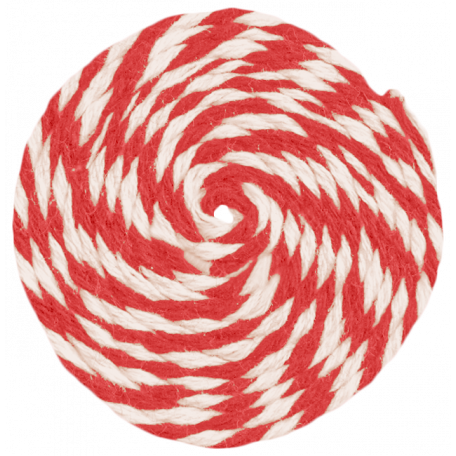 Lil Monster - Red Pinwheel String