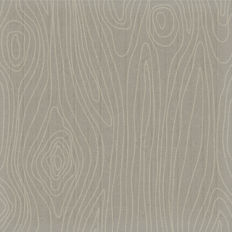 The Best Is Yet To Come - Grey Wood Pattern Paper