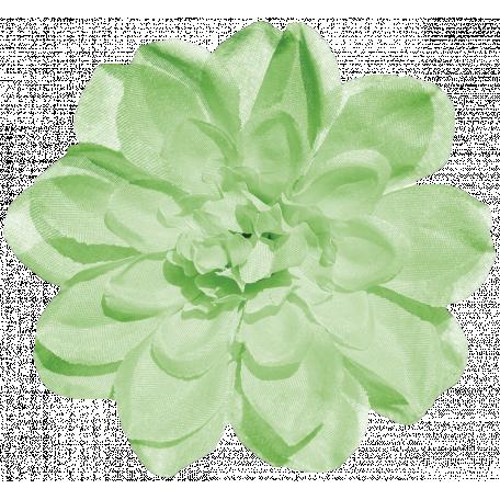 Sunshine And Lemons - Green Flower