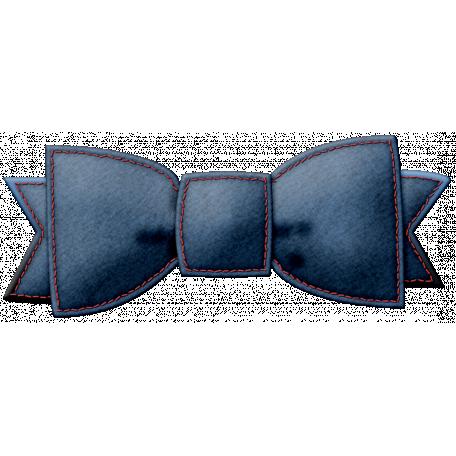 Dad - Felt Bow Tie