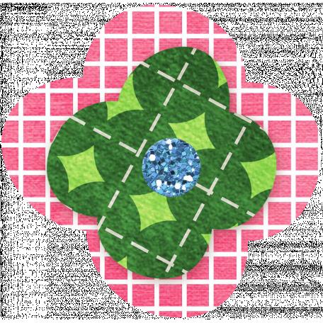 Flower Sticker 2