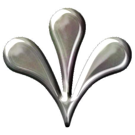 Silver Flower 02