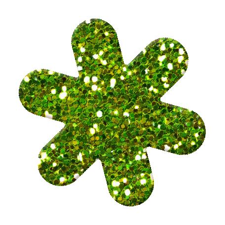 P&G Glitter Bit - Green