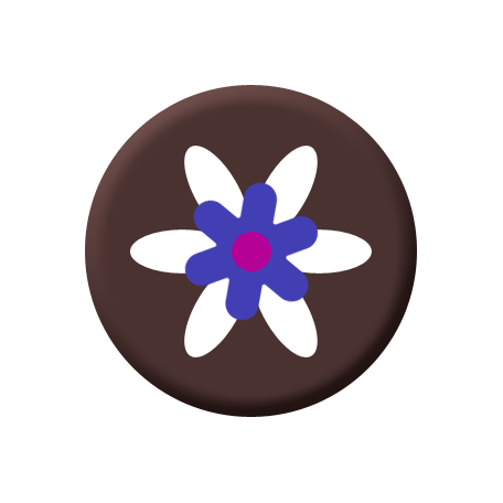 P&G Flower Brad 12