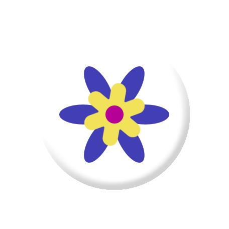 P&G Flower Brad 18