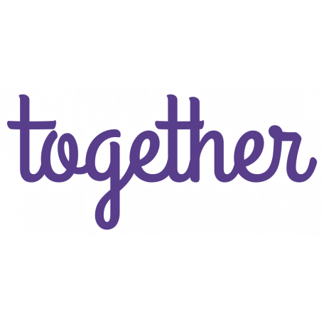 Together Word Art