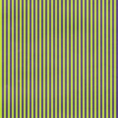 Stripes 54 Paper - Green & Purple