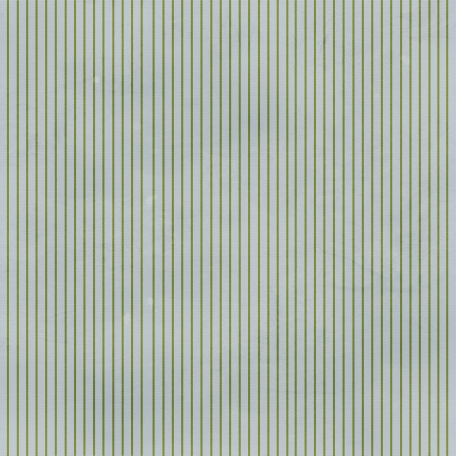 Stripes 32 Paper - Blue & Green