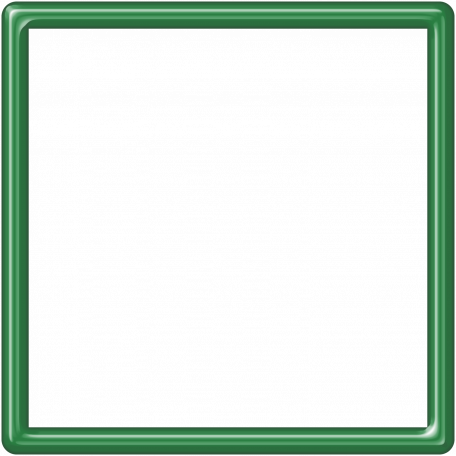 Dark Green Frame 5x5