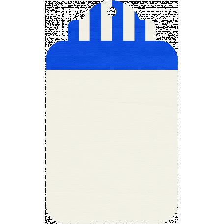 Tag 18 - Blue & White