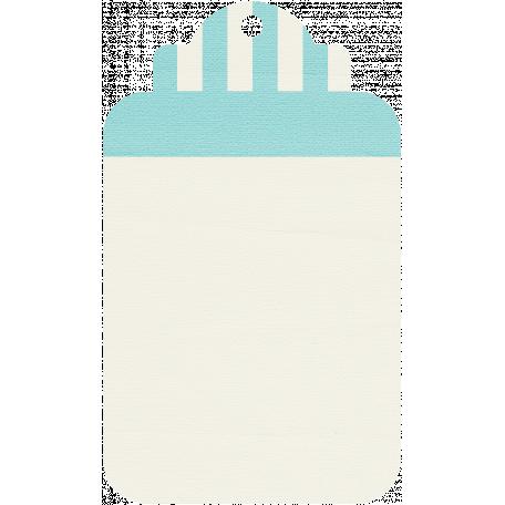Tag 18 - Aqua & White