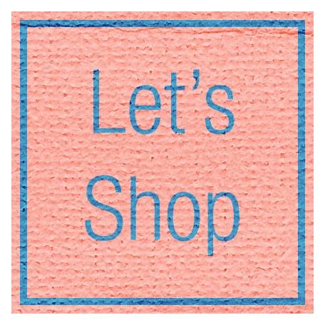 Let's Shop Tag