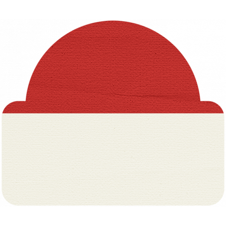 Tab 20 - Red & White
