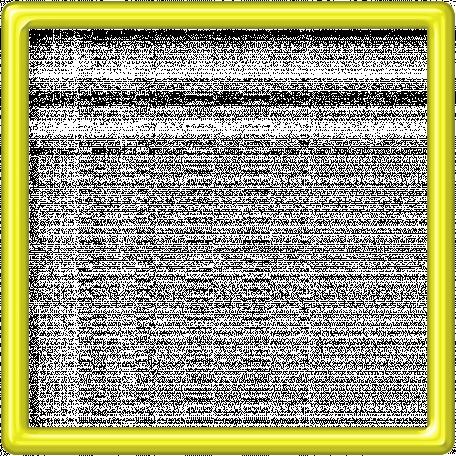 Yellow Plastic Frame 5x5