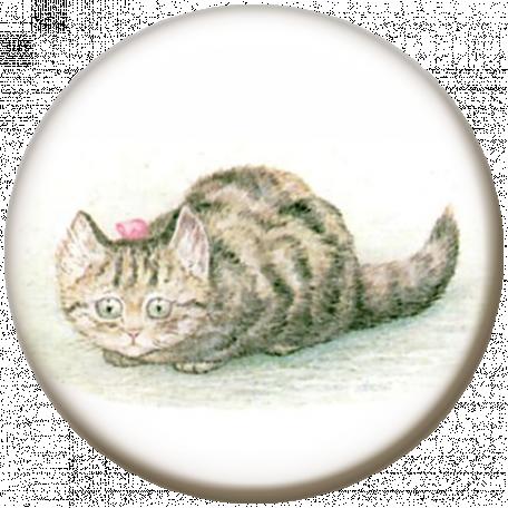 Beatrix Potter Coin 08