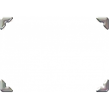 Silver Corner Frame