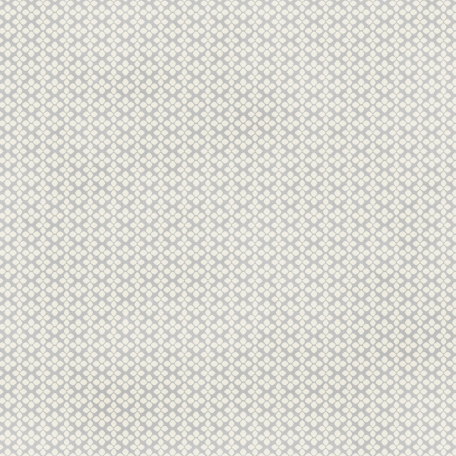 Ornamental 15 Paper - White & Gray